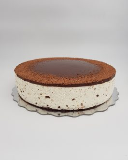 Fancy Chocolate Cheesecake